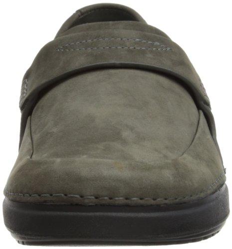 FitFlop Flex Loafer, Mocassins homme Gris - Charcoal