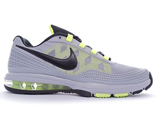 Nike Air Max 365, Baskets mode homme Wolf grey/Black/Volt