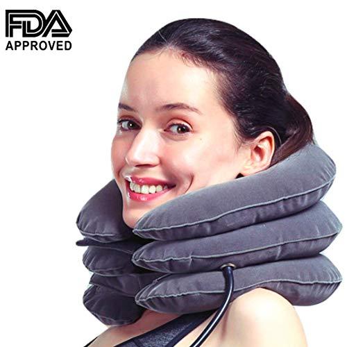 MEDIZED El dispositivo inflable de la tracción del cuello cervical mejora la...