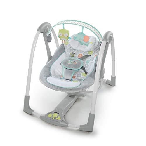 Imagen de Sillas Mecedoras Eléctrica Para Bebés Ingenuity por menos de 90 euros.