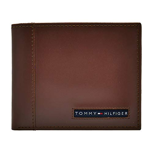 Tommy Hilfiger Cambridge Passcase cartera tarjetero