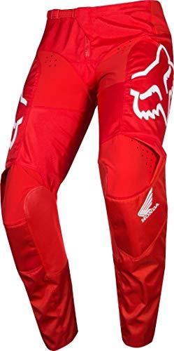 Fox Hose 180 Honda Red, Größe 34 Fox Motocross Hose