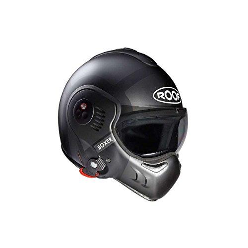 Roof Casco Boxer V8, Bond Matt Titan-Black, talla