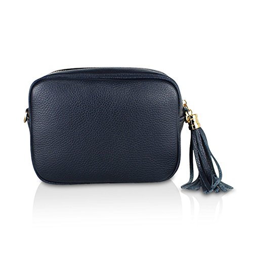 GloopGloop, Borsa a tracolla donna Multicolore multicolore One size Blau