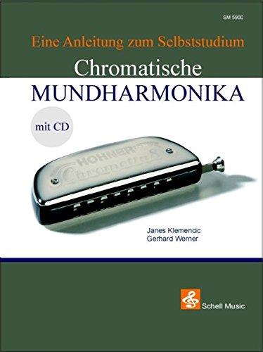 Die Chromatische Mundharmonika - Eine Anleitung zum Selbststudium