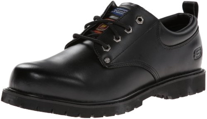 Skechers Lavoro 77019 Cottonwood slittamento Fribble scarpa resistente lavoro   Di Alta Qualità    Uomo/Donne Scarpa
