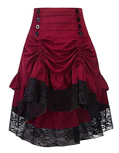 ab6011c74 ▷ Falda Negra Gótica Compra con los Mejores Precios - Bienvenid@ a ...