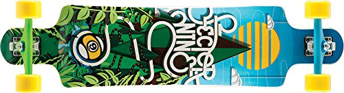 Sector 9 Longboard Faultline Complete, One size, PS153