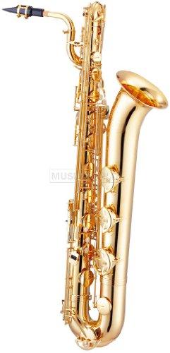 Jupiter JP-793 GL Baritonsaxophon - tief A Goldlack