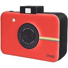 Polaroid Foto Album a Tema Snap per Progetti su Carta Fotografica da 5x7,5 cm (Snap, Zip, Z2300) - rosso