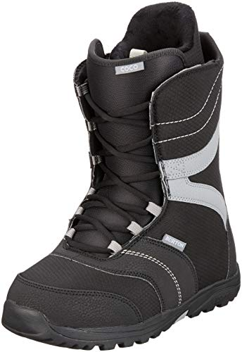 Burton Coco Black, Bootas de Snowboard, Mujer