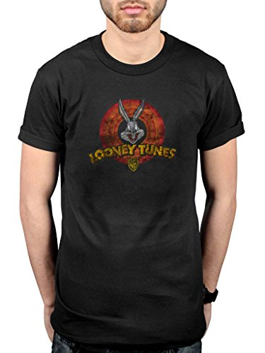 Official Looney Tunes Logo T-Shirt