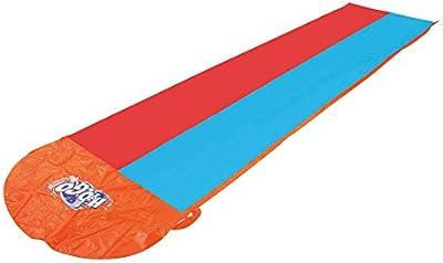Bestway 8321252 - Pista deslizamiento doble, 5.49 m, multicolor