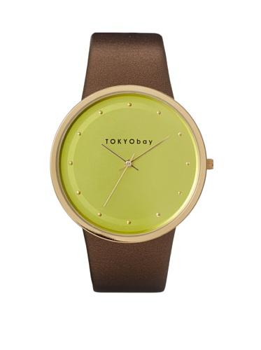 tokyobay-barbarella-watch-green