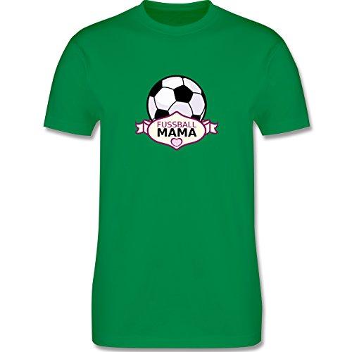 Fußball - Fußball Mama - Herren Premium T-Shirt Grün