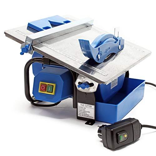 Cortadora azulejos eléctrica 600W Corte húmedo Grosor