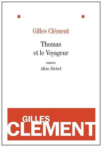 Thomas et le Voyageur: Esquisse du jardin planétaire par Gilles Clément