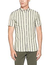 SELECTED HOMME Herren Freizeithemd Shhonelouis Shirt Ss