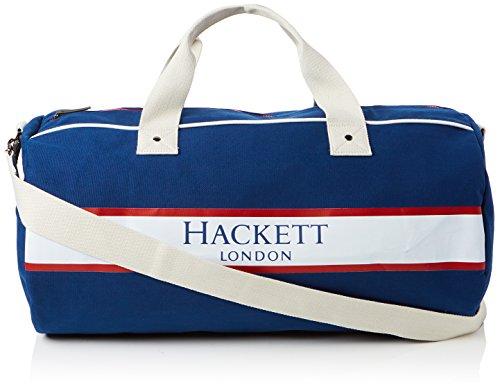 Hackett Fawley Duffle, Sacs portés épaule homme, Bleu (Navy), 52x28.5x28.5 cm (W x H L)