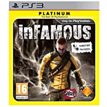 inFamous - Platinum Edition (PS3) [Importación inglesa]