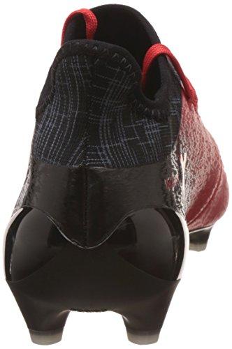 Adidas X 16.1 Fg, Chaussures de Football homme Rouge (Rosso Rojo/ftwbla/negbas)