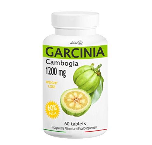 Extracto de GARCINIA Cambogia 1200 mg PÉRDIDA DE PESO (720 mg HCA) / ITALIANO Producto 100% natural - Detener la fama! Tratamiento para 1 mes! Bajar de peso y quemador de grasa de nueva generación!
