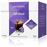 Café Royal Caffè Grande Nouvelle Génération - 48 dosettes Compatibles avec le Système NESCAFE®* Dolce Gusto®*...