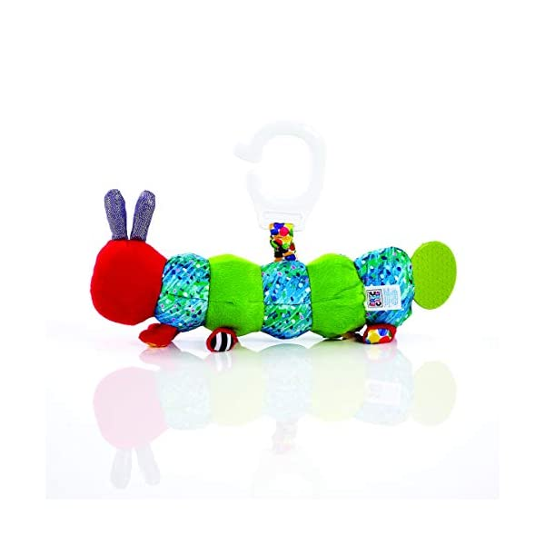 The World of Eric Carle , the Very Hungry Caterpillar  Developmental Caterpillar,by Rainbow Designs 2