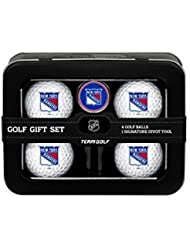 NHL New York Rangers Golf Ball (Set of 4) by Team Golf