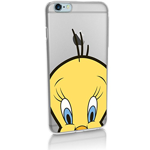 Hardcase Looney Tunes Fermeture Up Série - Taz Fermeture En Haut 3, Iphone SE Tweety Fermeture En Haut 2