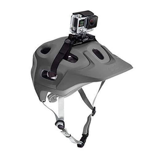 Altsommer Einstellbare Helmhalterung für GoPro HERO5 / 4/3 + / 3/2/1, Helmkamera Stativ für Skifahren, Mountainbiken, Fahrrad, Motocross, Paddeln oder andere Outdoor-Aktivitäten