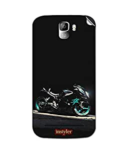 instyler SKIN STICKER FOR MICROMAX CANVAS ENTICE A105