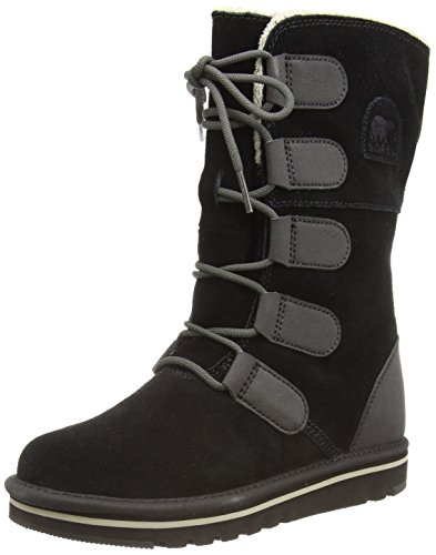Sorel-Newbie-Lace-Damen-Langschaft-Stiefel