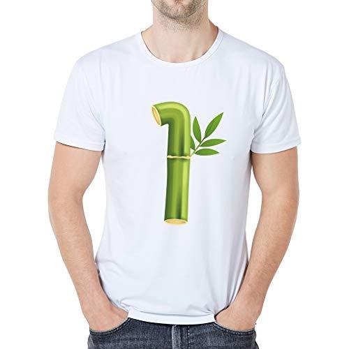 Kostüm Billig Kreative Für - T-Shirt Tops Mode Männer 3D Druck Kreative Rundhals Beiläufige Kurze Hemden Top Bluse