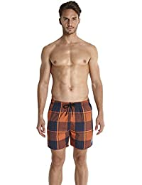"Speedo Yd Check Leisure 18"" Short de Bain Homme"