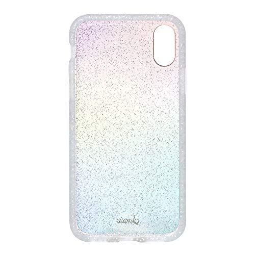 new style bd302 5db39 Sonix Schutzhülle für Apple iPhone transparent, iPhone XR, Glitter - Rainbow