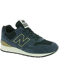 Amazon Piel New Hombre es Zapatillas Balance Zapatos 996 Para wIITqrE