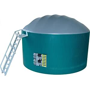 kids globe 571920 biogas anlage ma stab 1 32 24 x 17 cm. Black Bedroom Furniture Sets. Home Design Ideas