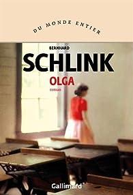 Olga par Schlink