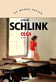 Olga par Bernhard Schlink