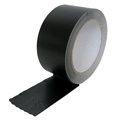 FAMA 90144 cinta de la tachuela (50 mm x 25 m) negro