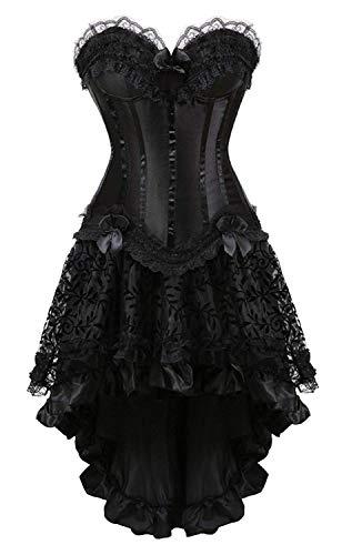 Vestido De Fiesta Push Up De Mujer Halloween Único