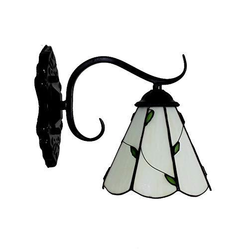 LXQIY Tiffany Style Lámpara De Pared Retro Colorida