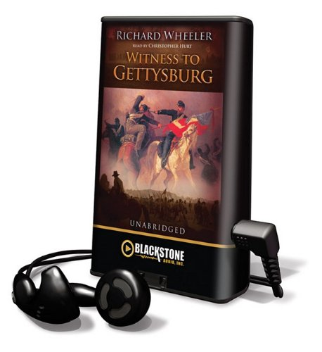 Witness to Gettysburg [With Earbuds]