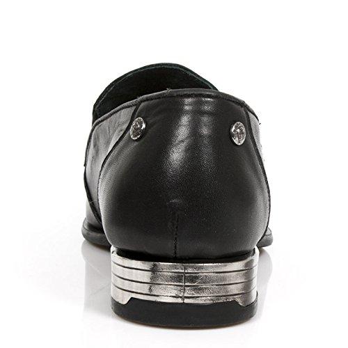 New Rock M Nw147 S1, Chaussures de ville homme BLACK, BLACK