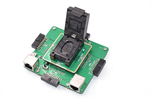 eMMC 6in1 Repair Adapter Kit Supports Medusa Pro/UFI/ATF/EASY JTAG/RIFF/eMMC Pro/ORT Universal eMMC Boxes Programmer for eMMC Read Write Programming (DR.Fix-6in1 Repair Kit)