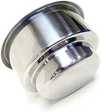 10 Stück Cup Holder double size Jumbo aus Edelstahl