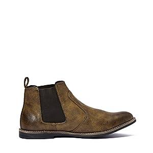 Symbol Men's Casual Chelsea boots