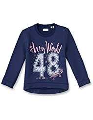 Sanetta 124228, Sweat-Shirt Fille