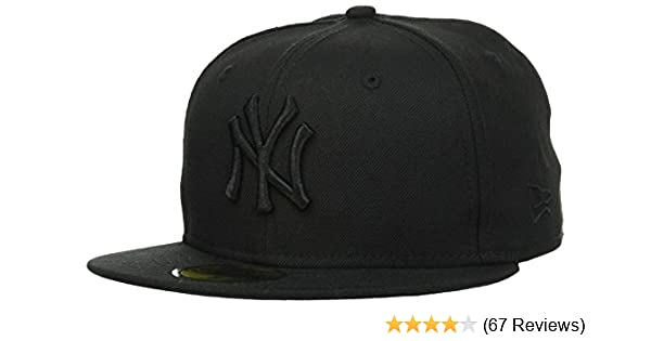info for 51360 c615f New Era MLB NY Yankees 59Fifty Cap  New Era  Amazon.co.uk  Clothing